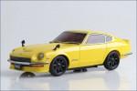 Karosse Nissan Fairlady 240Z-L, gelb Kyosho R246-1125
