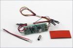 Beleuchtungsset 3D Action LED 3mm F2/R2/ Kyosho R246-8903