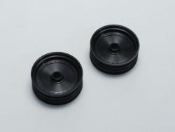 Felge vorn, schwarz (2) Kyosho SCH-01BKKY 1-SCH-01BKKY