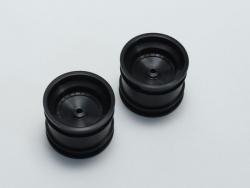 Felge hinten, schwarz (2) Kyosho SCH-02BKKY 1-SCH-02BKKY