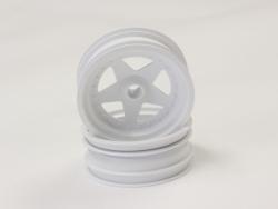 FELGEN VORN SCORPION 2014 WEISS (2) 2.2 inch Kyosho SCH005W