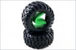 Reifen hinten+Einlage, ScorpionB-XXL (2) Kyosho SXT006