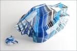 Karosserie DBX 2.0, blau, Typ 1, lackier Kyosho TRB-501