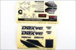 Dekorbogen DBX-VE Kyosho TRD-351