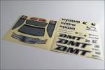 Dekorbogen DMT GP Kyosho TRD-471