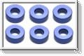 Scheibe Aluminium, 3mm Kyosho W-0143