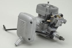 O.S. GT15HZ Petrol W/E-4051 Sil.