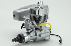 O.S. GT15 Benzin m/E-4020 Dämpfer