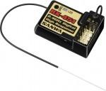 RX-451 Empfänger 4-K. (FHSS3/M11X/MX-3X) LRP 107A40833A