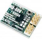 RX-40V 4-Kanal Micro-Empfänger (FHSS-1) LRP 107A41003A