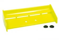 Heckflügel gelb S18 LRP 112451