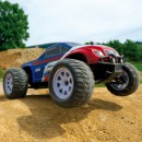 S10 Blast MT RTR -1/10 Elek Monstertruck LRP 120800
