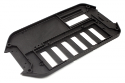 Mittlere Chassisplatte - S10 LRP 120914