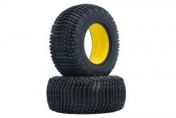 VTEC 1/10 Short Course Reifen+Einl. 2Stk LRP 122029