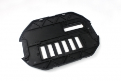 Mittlere Chassisplatte - S10 SC LRP 122144