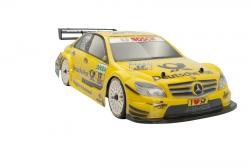 Karo lack. HD Mercedes DTM Post S10 TC LRP 122171