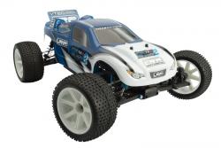 Karo lackiert blau/weiß HD S10 TX 2 LRP 122238