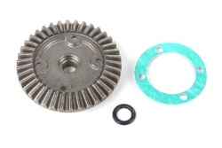 Differential Zahnrad 38Z. + Dichtung S10 LRP 122278