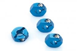 Alu Radmitnehmer blau (4Stk.) - S10 LRP 122503