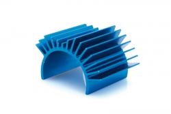 Alu Motorkühlkörper blau - S10 BX/TX/MT LRP 122507