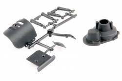 Motor Abdeckung + Unterfahrschutz Twiste LRP 124017