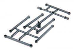 Spurstangensatz - Twister LRP 124035