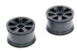 Speichen Felge HA schw. 2 St S10 Twister LRP 124050