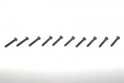M3x18mm Rundkopfschr. 10St Twister LRP 124080