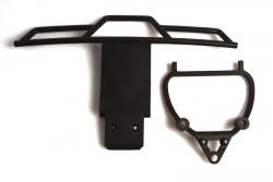 Stoßfänger Plastikteile vorne Twister SC LRP 124108