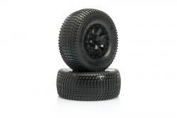VTEC Overdose Komplettrad - Twister SC LRP 124114