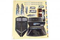 Dekorbogen - S10 Twister MT LRP 124136