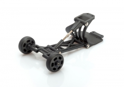 Wheelie bar - S10 Twister 2 BL LRP 124149