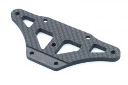 Vorderes Carbon Topdeck - S10 Blast LRP 124611