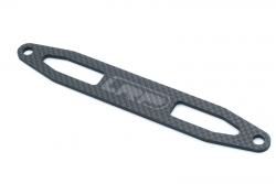 Carbon Akkuhalter - S10 Blast LRP 124616
