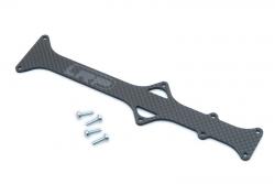 Mittleres Carbon Topdeck - S10 Blast LRP 124619