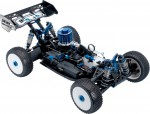 LRP S8 BXR Evo 1/8 Nitro Buggy Team Kit LRP 131410