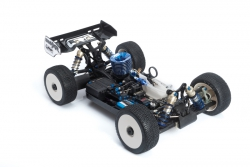 S8 NXR - 1/8 Nitro Competition Buggy Kit LRP 131420B