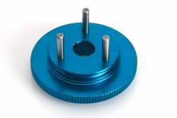 Schwungrad 38mm (blau) - S8 TX Team LRP 132245