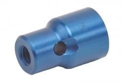 Resorohr Halterung (blau) - S8 Team LRP 132294