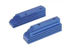 Motorhalter (blau) - S8 BX Team LRP 132295