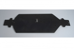 Chassis Platte  Rebel Bxe LRP 133195