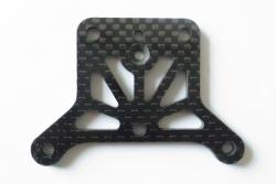 Carbon Lenkpfosten-Verstrebung - S8  NXR LRP 134026
