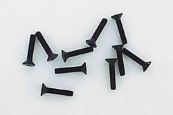 M3x15mm Innensechskant Senkkopfschraube (10Stk) LRP 134150