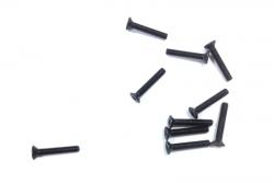 M3x18mm Innensechskant Senkkopfschraube (10Stk) LRP 134154