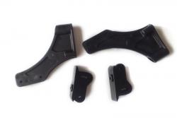 Spoilerhalter Plastikteile - S8 NXR LRP 134175