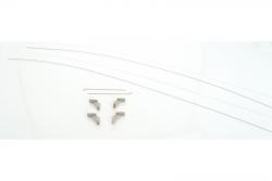 LRP F-1400 UpStreamÿ- Kunststoffteile LRP 212406