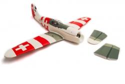 Rumpf Flügel Leitwerk BF 109 Speedbird LRP 212502