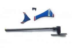LaserHornet 2.0 - Heckrohrsatz LRP 222228