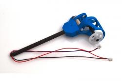 H4 Gravit - Motorset rechsdr. - LED blau LRP 222713