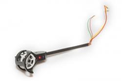 H4 Gravit - Motorset rechsdr. - LED rot LRP 222714